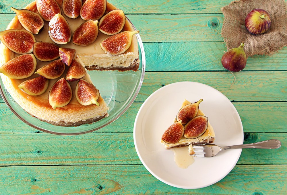 İncirli Cheesecake