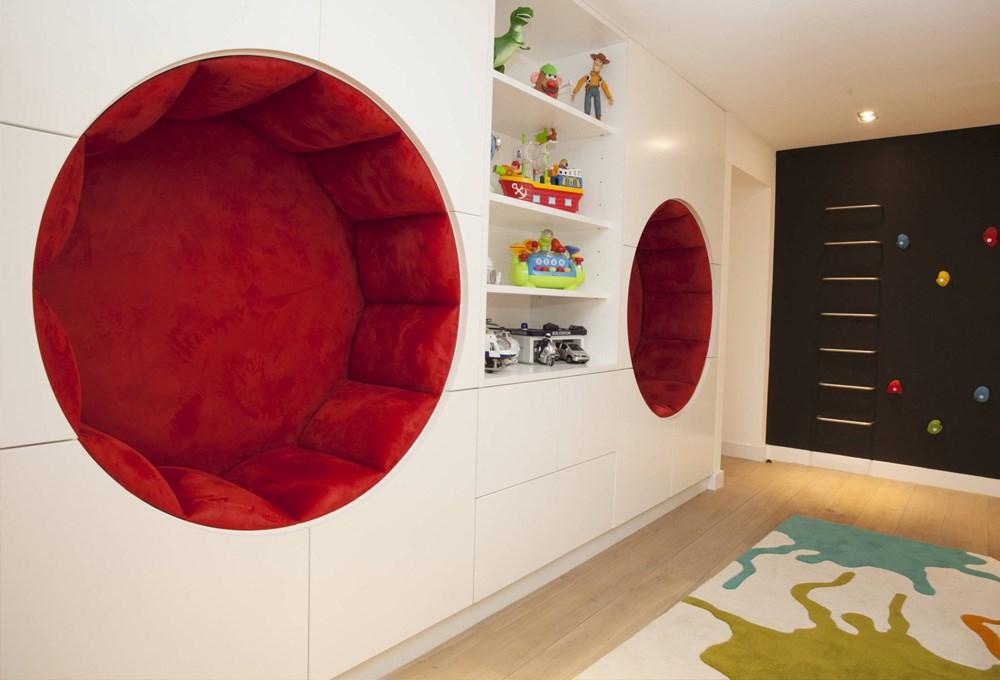 En yeni çocuk odası trendleri