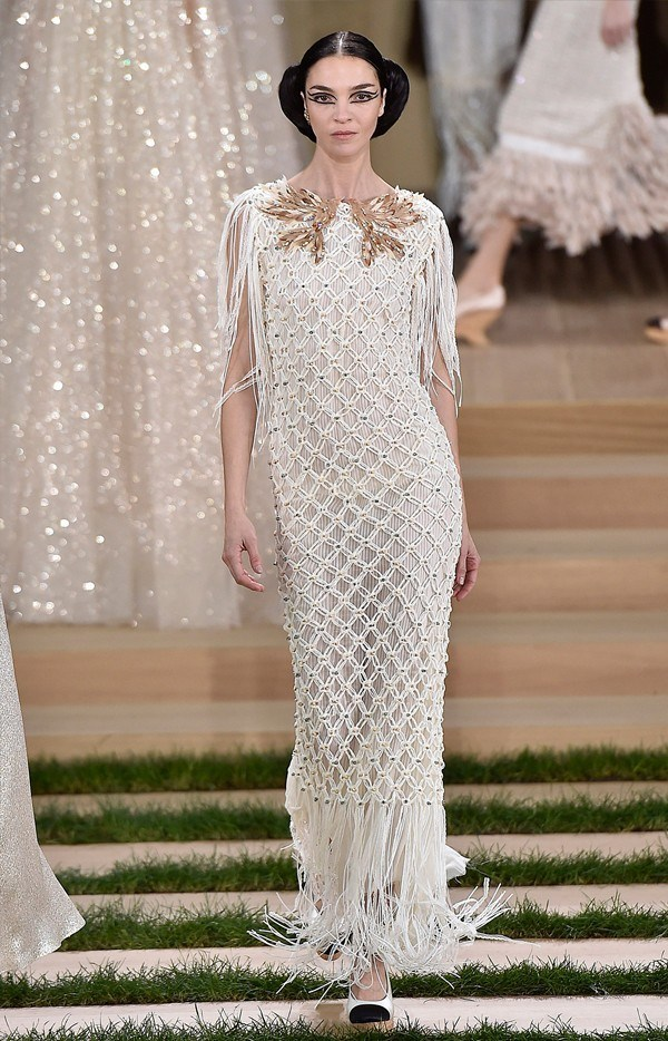 Chanel 2016 İlkbahar Yaz Couture
