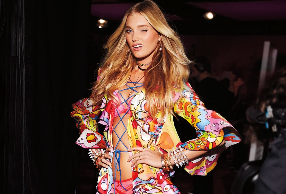 Victoria's Secret defilesi ilk kez Paris'te