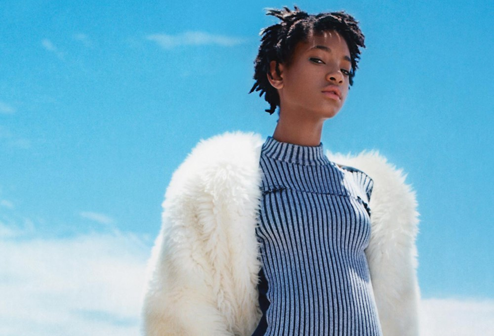 Willow Smith Chanel elçisi seçildi