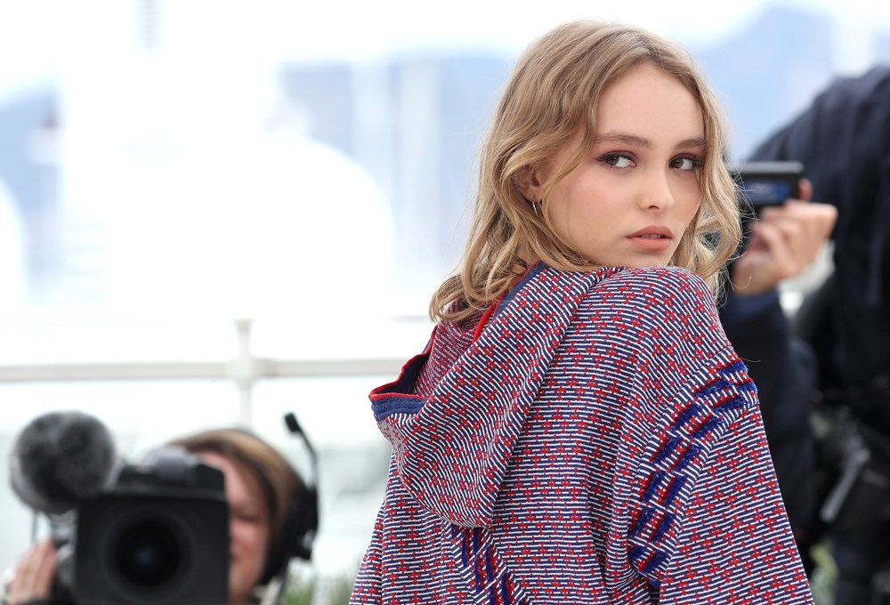 Chanel No.5'in yeni yüzü Lily-Rose Depp