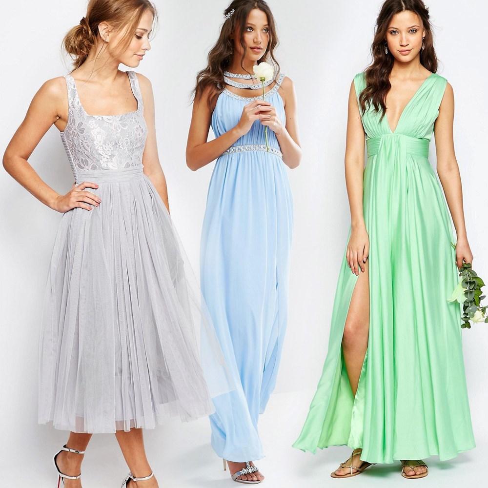 d5c2d87e09f9d Buse Terim   Yaz düğünlerine özel elbise önerileri