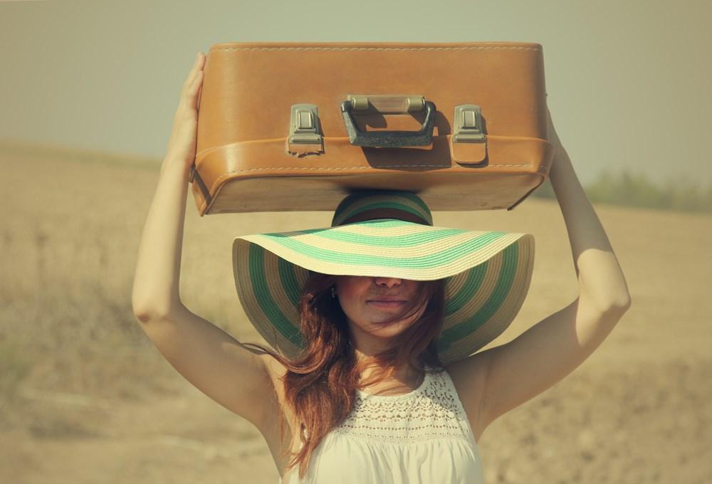 Tatil sonrası saç ve cilt bakımı