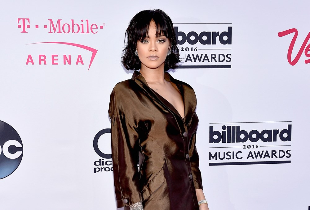 Rihanna'dan pop-up mağaza