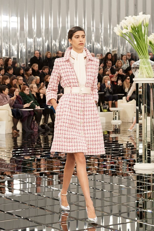 Chanel 2017 İlkbahar-Yaz Couture