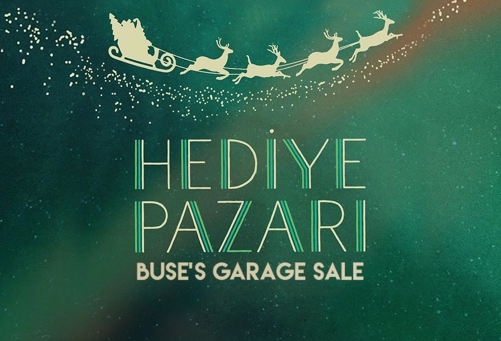 Buse's Garage Sale Kanyon'da