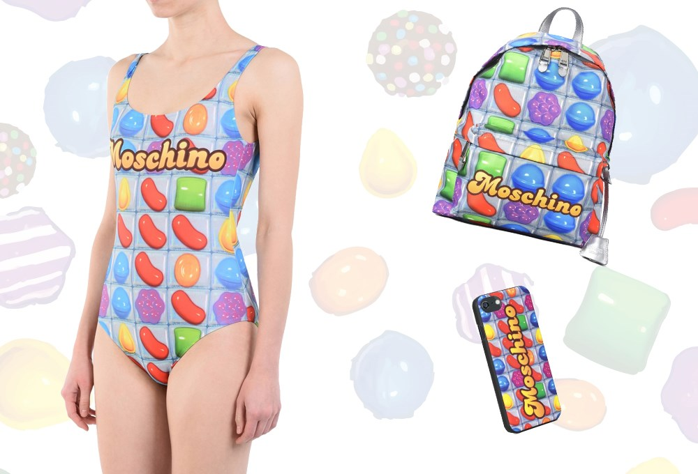 Candy Crush Moschino ile birleşirse