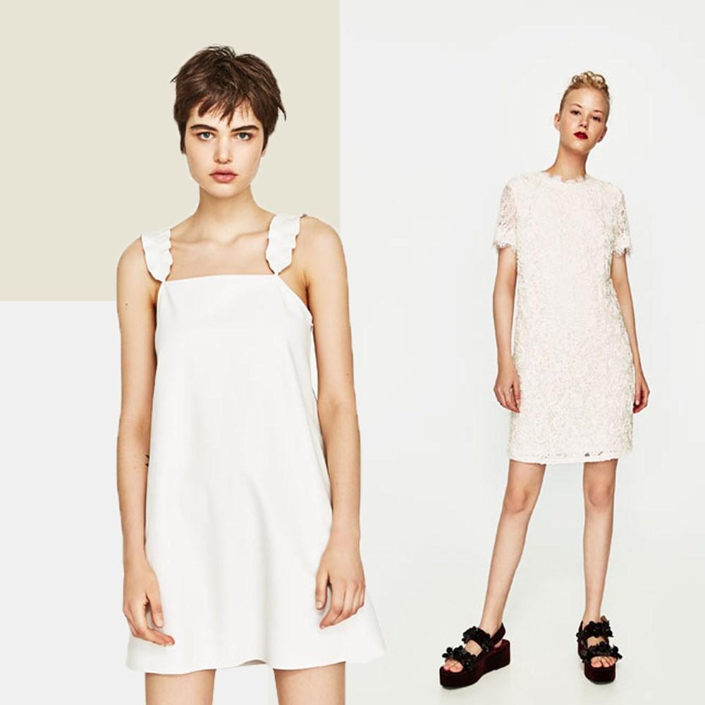 Buse Terim Beyaz Elbise Kombinlemenin 5 Yolu