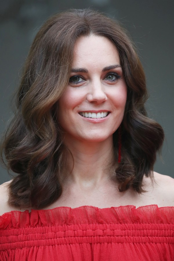 Kate Middleton'dan bohem stil