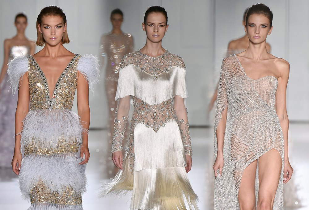 Paris Haute Couture'dan 3 defile
