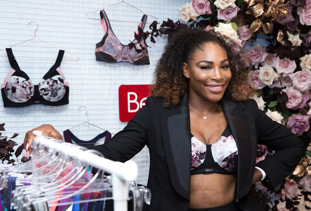 Serena Williams'tan yeni marka