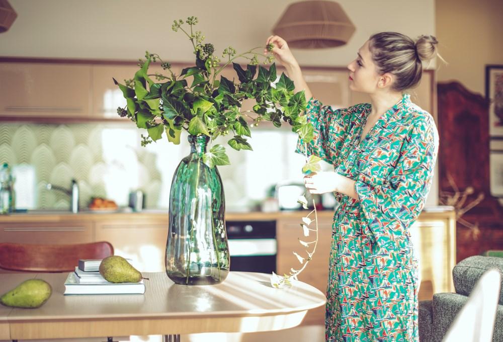 Evinizin güzel kokmasını sağlayacak 5 doğal öneri - Buse Terim
