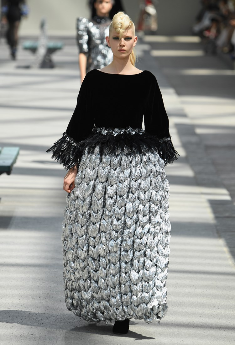 Chanel'den Armani'ye Paris Haute Couture