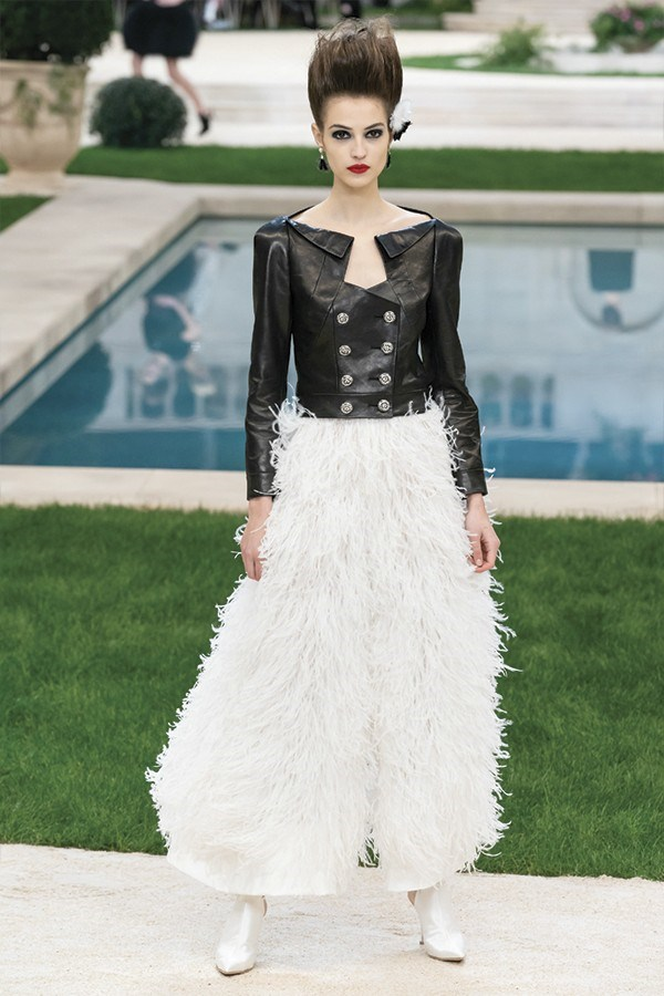 Chanel İlkbahar-Yaz Couture 2019